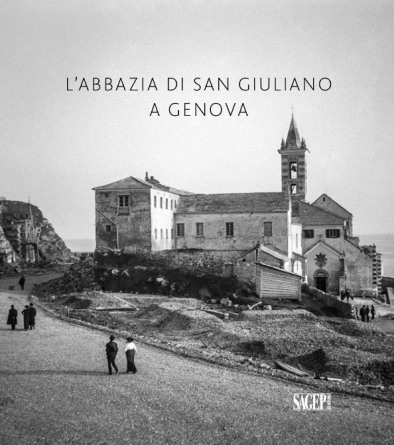 Copertina del volume L'Abbazia di San Giuliano a Genova